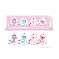 Suddigum 4-pack UNICORN
