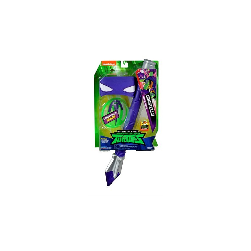 RTMNT Ninja Weapons Donatello