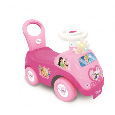 Kiddieland Disney Princess Activity Ride On