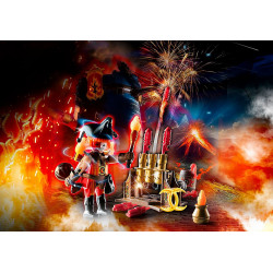 Playmo 70228 Fire Master with Cannon