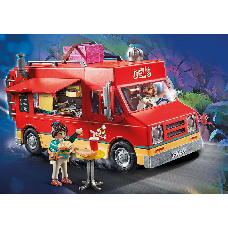 Playmo 70075 Del´s Food Truck