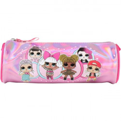 L.O.L Surprise, round pencil case