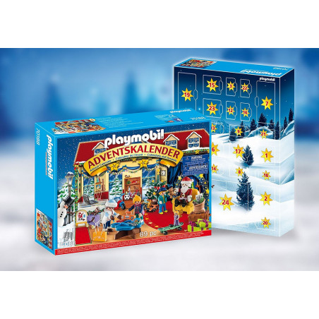 Playmo Adventskalender Christmas Toy Store