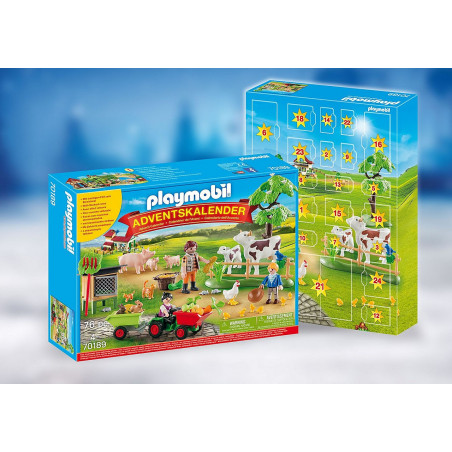 Playmo Adventskalender Farm