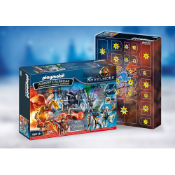 Playmo Adventskalender Fight for the magic stone