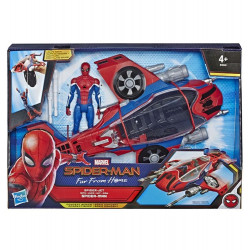 Marvel Spider-Jet med Spiderman