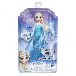 DP Frozen shimmer song Elsa