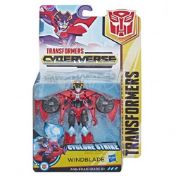 Transformers Cyberverse Warrior WINDBLADE