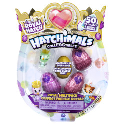 Hatchimals Colleggtibles S6 3-pk + bonus