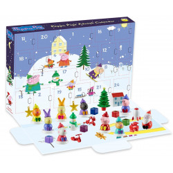 Peppa Pig - Adventskalender 2019