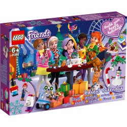 Lego 41382 Friends Adventskalender 2019