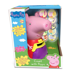 Peppa Count With Peppa Pig