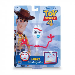 Toy Story Pull Back Forky