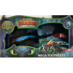Dragons MEGA Toothless 58 Cm