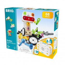 BRIO Builder Record & Play Set FSC-100%