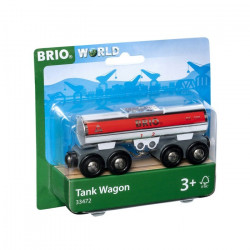 Brio World Tank Wagon FCS-100%