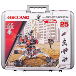 Meccano Carry Case