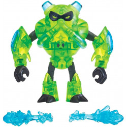 Ben 10 Basic Figur Out ot the Omnitrix Overflow