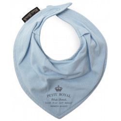 Dry Bib, Petit Royal Blue