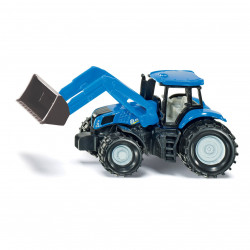 Siku New Holland Frontlastare
