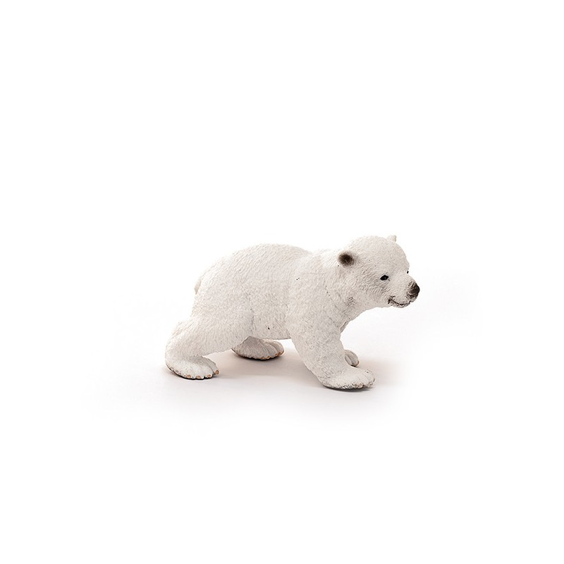 Schleich Polar Bear Cub Walking