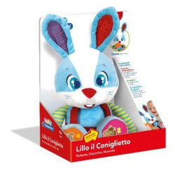 Rabbit Interactive Plush (SE+FI)