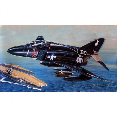 Model Set F-4E Phantom 1:72