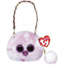 TY Fashion KENYA - ostrich mini purse