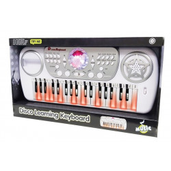Music Disco Learning Keyboard