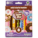 Donut Shop 8 Scented Markers