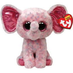 TY Ellie Rosa Elefant regular