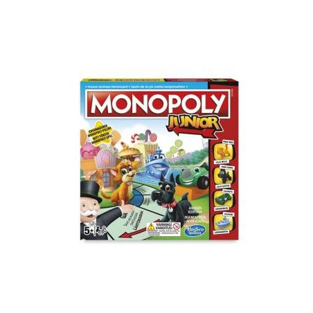HGA Monopoly Junior Refresh SE/FI