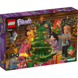 Lego 41420 Lego Friends adventskalender 2020