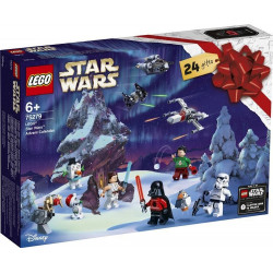 Lego 75279 Lego Star Wars adventskalender 2020