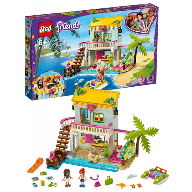 Lego 41428 Friends Strandhus
