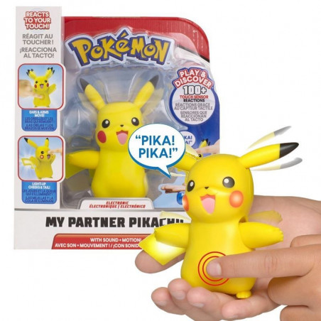 Pokemon Electronic My Partner Pikachu