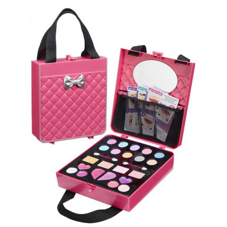 Shimmer n Sparkle Instaglam Cosmetic Tote Pink