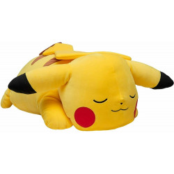 Pokemon Plush sleeping PIKACHU