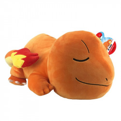 Pokemon Plush sleeping CHARMANDER