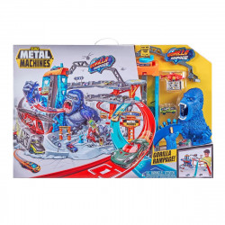 METAL MACHINES, GORILLA ATTAC