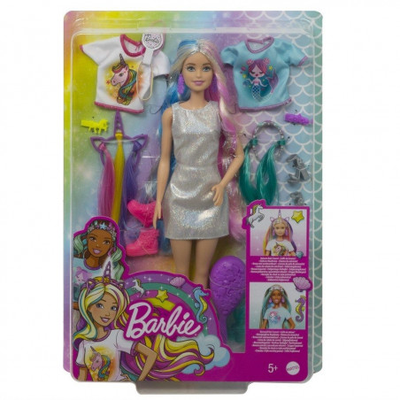 BARBIE FAB FANTASY HAIR DOLL