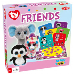 Ty Beanie Boos Friend Game