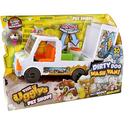 Ups Dog Wash Van