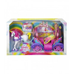 Barbie Carrige whorse DPY38
