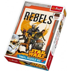 Pussel Star Wars Rebels 60 bitar