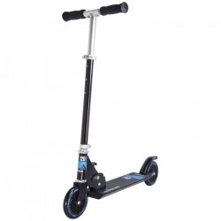 STR Kick Scooter Comet 120S Black/Blue