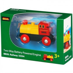 Brio TwoWay Battery Powered Engine