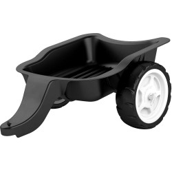 STR Tricycle Trailer Black