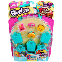 Shopkins Serie 3, 5-pack