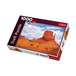 Trefl Pussel 100bit Monument Valley, USA